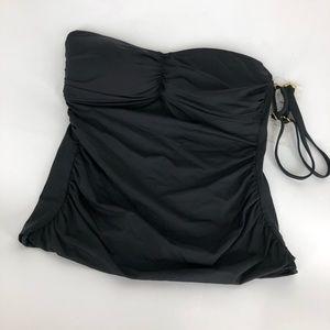 NWT 2Bamboo Bra Sized Underwire Bikini Top
